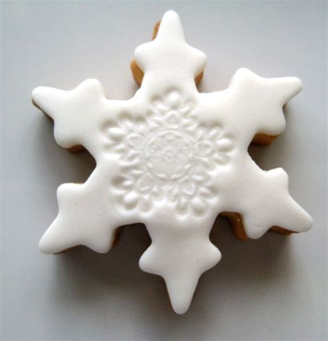 bubble  sweet white christmas snowflake decorated