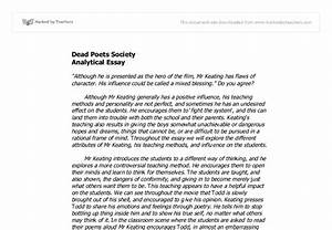 How To Write An Essay In High School Dead Poets Society Essay Conformity Definition Examples Of A Proposal Essay also Research Proposal Essay Topics Dead Poets Society Essays Solve My Algebra Problems Thesis Statement  Health Essay Example