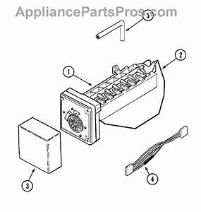 Whirlpool Et8chmxkb0 Ice Maker Wiring Diagram