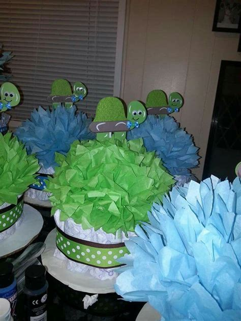Turtles Baby Shower Theme by Turtle Baby Shower Centerpiece Turtle Baby Shower Baby