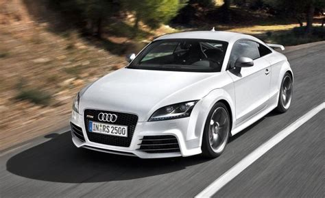 audi tt rs   mph   sec image source www