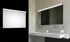 miroir salle de bain leroy merlin meilleures images d With carrelage adhesif salle de bain avec reglette led 120 cm