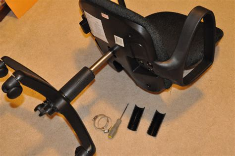how to fix a sinking office chair how to fix a sinking desk chair