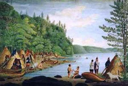 kennebec tribe  maine legends  america