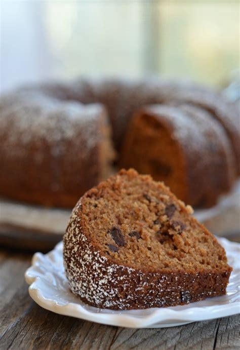 applesauce bundt cake  scratch