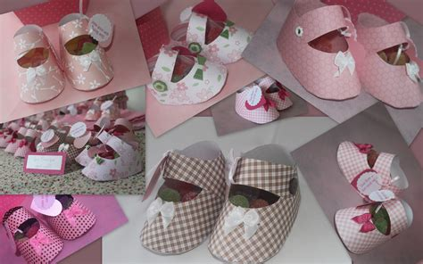 tutorial free baby shoes favors a by clemens designs