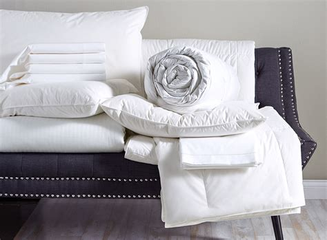 feather pillows king size w bed and bedding sets w hotels the store