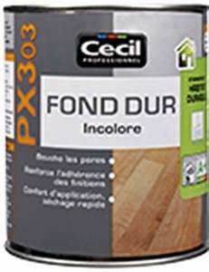 px303 fond dur incolore vitrifier produits bois cecil With fond dur parquet