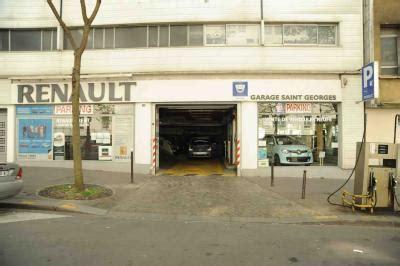 Parking à Parking 76 Avenue Secrétan Garage Saintgeorges