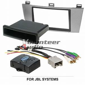 Toyota Solara Double Din Car Stereo Radio Installation Dash Trim Kit Jbl Harness
