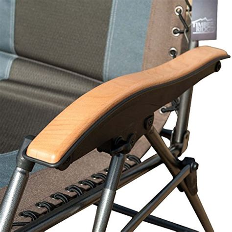 Xl Zero Gravity Chair With Cup Holder by Timber Ridge Oversized Xl Padded Zero Gravity Chair