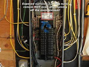 Homeline 70 Amp Load Center Wiring Diagram