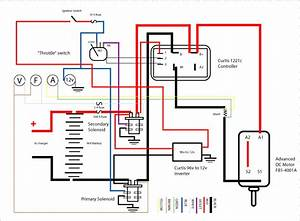 Electric Bus Wireing Diagram
