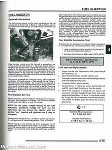 2008 Polaris Sportsman 500 Efi X2 Touring H O  Atv Service Manual