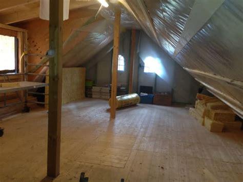 Vorher-nachher: Vom Leeren Dachboden Zum Gemütlichen