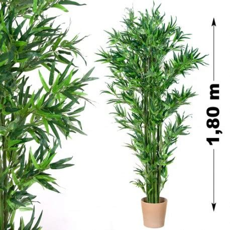 bambou artificiel pas cher ext 233 rieur ou int 233 rieur 190cm