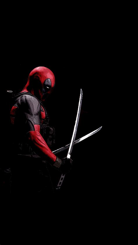 deadpool iphone wallpaper deadpool sword iphone wallpaper hd