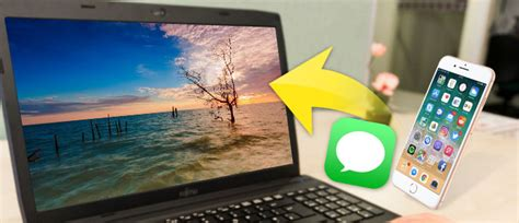 iphone texts on pc 3 steps to text messages from iphone to pc mac 1733