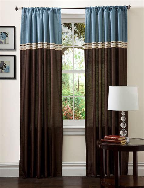 lush decor window curtains lush decor terra window curtains stage stores