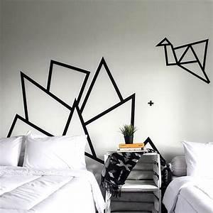 21 Ide Membuat Hiasan Dinding Buatan Sendiri Dari Selotip ...