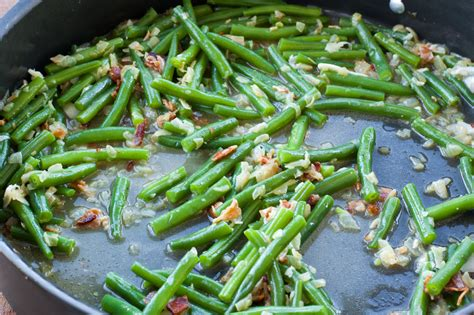 what to do with fresh green beans string beans recipe