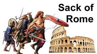 Image result for Visigoth Sack of Rome 410
