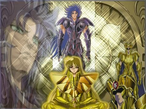wallpaper saint seiya