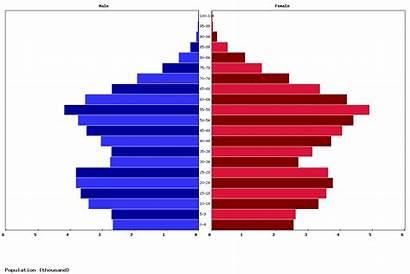 Aruba Population Pyramid Age Structure