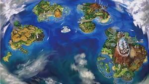 Pokemon Sun And Moon Guide  Comprehensive Species Location