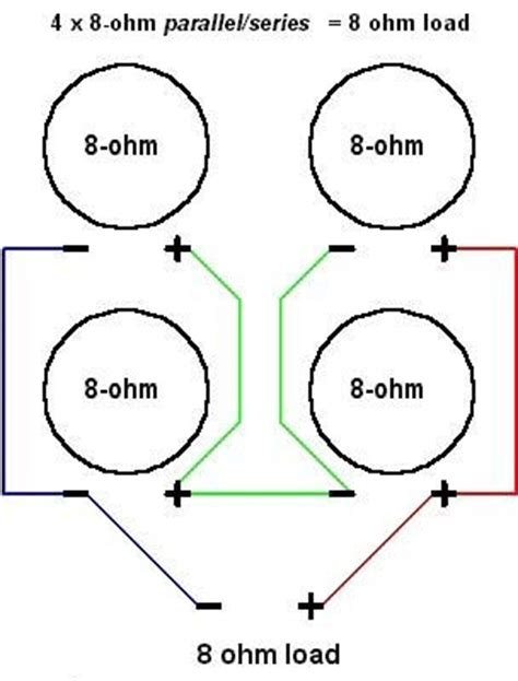 Wiring 8 Ohm Speaker In Series by How To Check For Polarity Avs Forum Home Theater