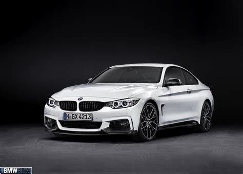 Bmw M Performance Parts For The Bmw 4 Series