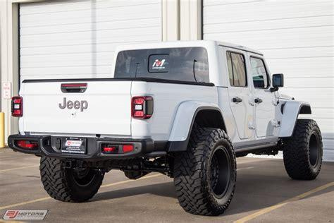 jeep gladiator rubicon signature series   sale  bj motors stock ll
