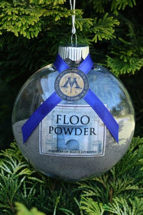awesome christmas tree ornaments 17 awesome tree ornaments any harry potter fan will love