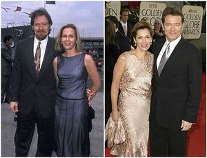Breaking Bad Lead actor Bryan Cranston and his small family