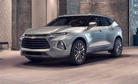 2019 Chevrolet Blazer Priced From ,995