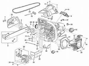 Homelite Ut10518 Parts List And Diagram