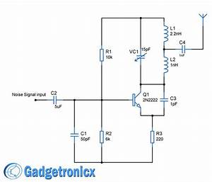 Cellphone Jammer Circuit Using High Frequency Rf