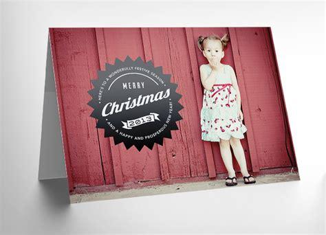 holiday card photoshop templates  photographers