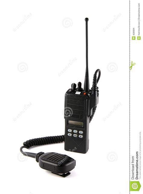 police communication radio stock photo image  sergeant