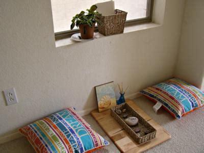 montessori style schoolroom