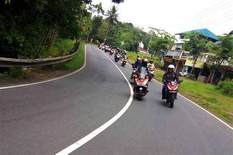 Pcx 2018 Medan by Komunitas Honda Pcx Lakukan Kegiatan Lestarikan Destinasi