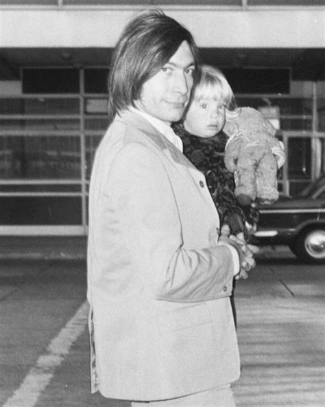 She has given watts and shirley a granddaughter named charlotte. Charlie with his daughter, Seraphina Watts - 1969 - London Airport - #chatliewatts # ...