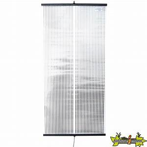 Radiateur Ultra Plat : chauffage rayonnant film chauffant mural souple ultra plat ~ Edinachiropracticcenter.com Idées de Décoration