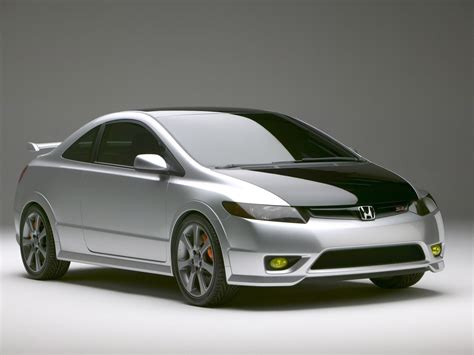 World Car Wallpapers: Honda civic 2005