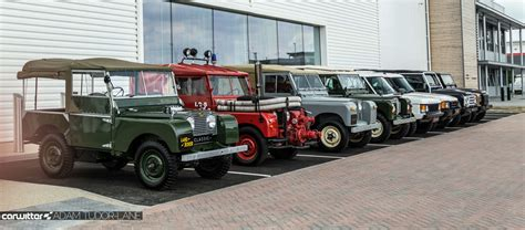 Land Rover Classic by Jaguar Land Rover Classic Works Simply