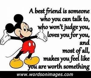 Disney Friendship Quotes QuotesGram