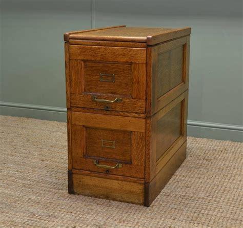 vintage file cabinet edwardian oak antique filing cabinet 272377