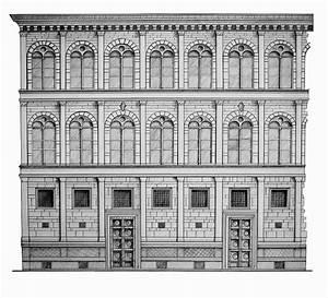 Architecture Neo Classique : palazzo rucella leon battista alberti artwork by ~ Melissatoandfro.com Idées de Décoration