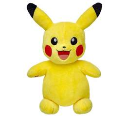 build your own teddy build a pikachu available for pre order technabob