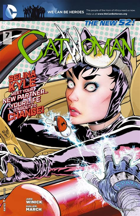 Catwoman Vol 4 7 Dc Database Fandom Powered By Wikia